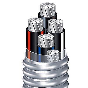JHL8 (ZA-AC90)低烟无卤阻燃铝合金电力电缆