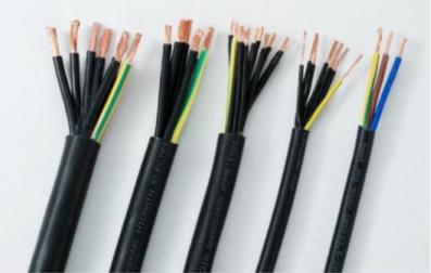 ZR-KVVR 控制软电缆