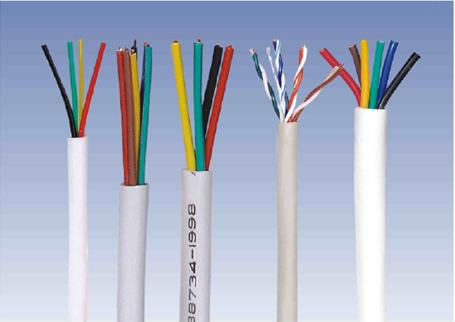 KVVP 控制屏蔽电缆