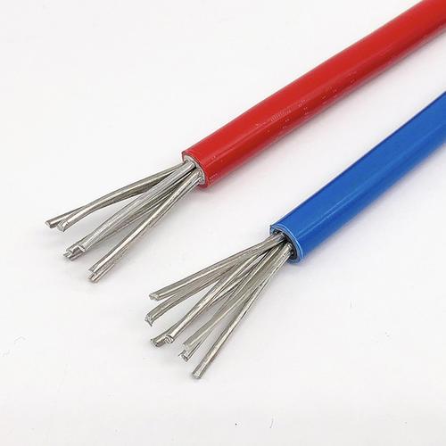 ZR-BLVVB 铝芯阻燃聚氯乙烯绝缘聚氯乙烯护套扁平电线