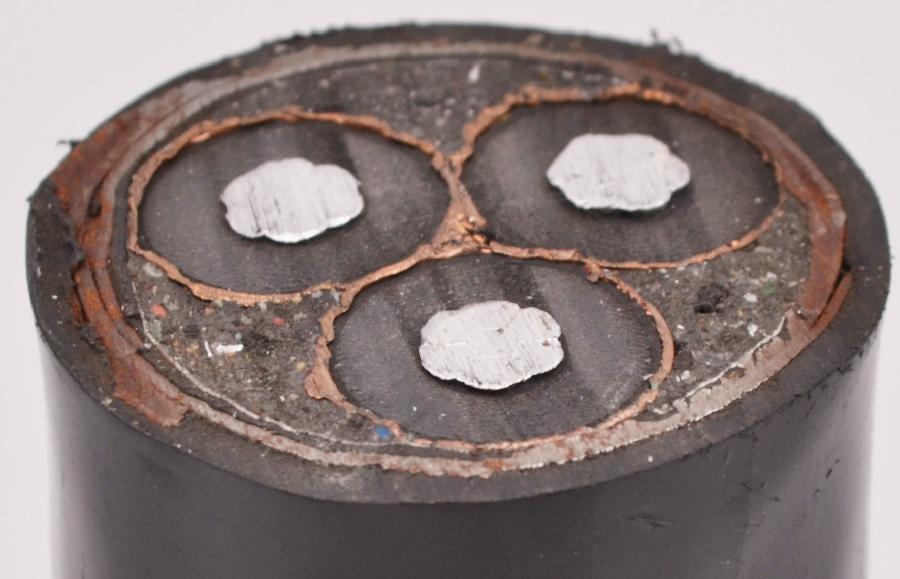 YJLV、YJLV22 7.5/15kV系列铝芯交联聚乙烯绝缘电力电缆