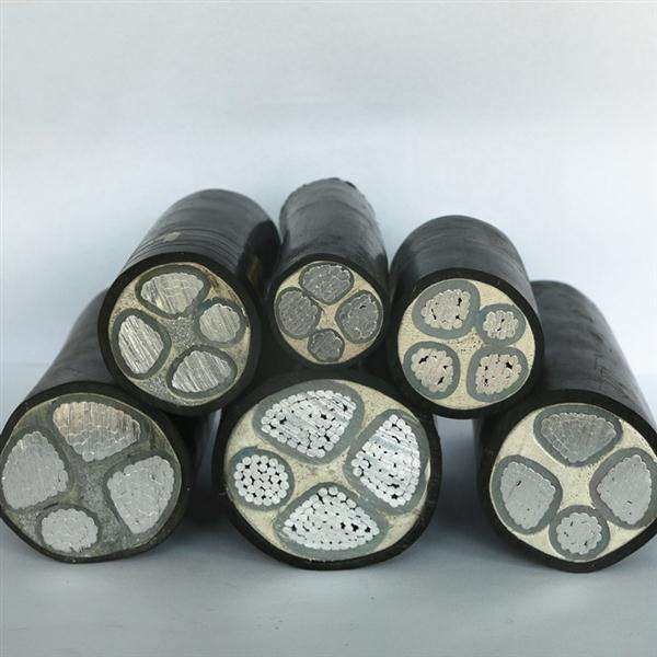 YJHLV22 0.6/1KV铝芯电力电缆
