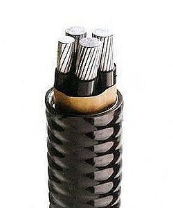 YJHLV22---交联聚乙烯绝缘钢带铠装聚氯乙烯护套铝合金电力电缆