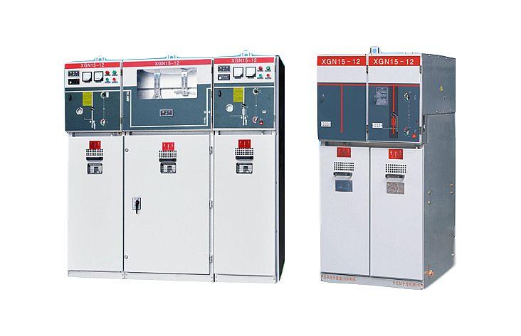 HXGN15-12(VS1)高压环网柜 单元式交流金属封闭环网开关设备
